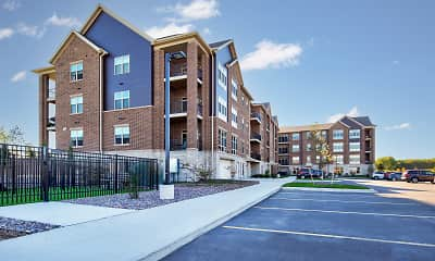 Building, Paragon Place at Bear Claw Way, 0