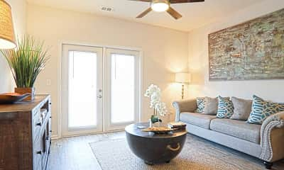 Living Room, Colonnade at Eastern Shore Apartment Homes, 1