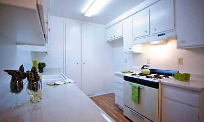 Kitchen, Orange Plaza Apartments, 0