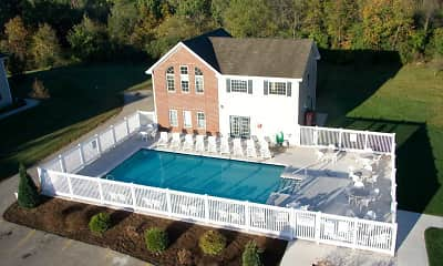 Pool, Wildwood Apartments, 1