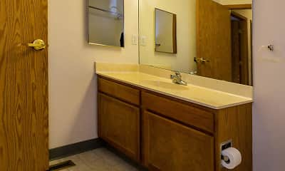 Bathroom, Trailside Terrace, 2