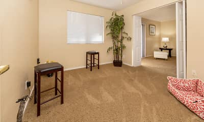 Living Room, Arcadia Pointe, 2