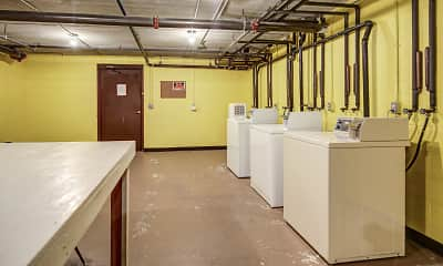 Storage Room, Village Park Apartments, 2