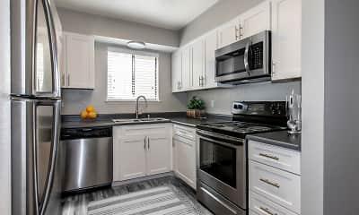Kitchen, Bennington Apartments, 0