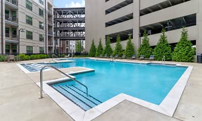 Pool, Foundry Yards, 0