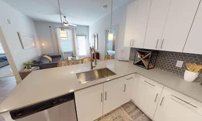 Kitchen, Talus Flats, 0