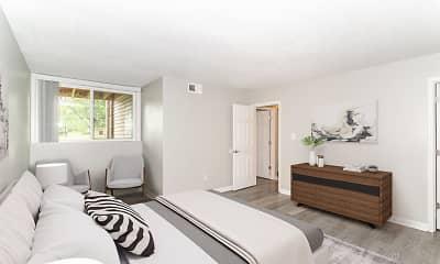 Living Room, Warren Harbor, 1