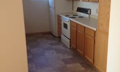 Kitchen, Maple Trails Apartments, 2