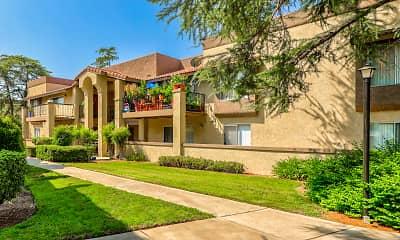 Building, Monterey Villas, 1