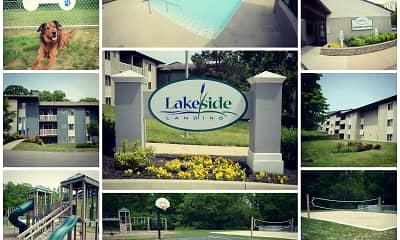 Community Signage, Lakeside Landing, 0