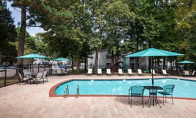 Pool, Four Seasons, 1