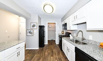 Kitchen, Discovery Gateway, 0