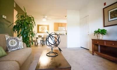 Living Room, Portofino Apartments, 0