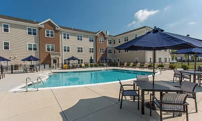 Pool, The Marquis At The Woods Senior Housing 55+, 0