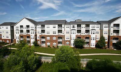 Building, Reserve at Potomac Yard, 1