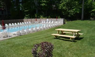 Pool, Colonial Club Apartments, 0