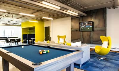 Recreation Area, FIT Apartments, 1