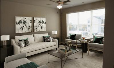 Living Room, Remington Ridge, 2