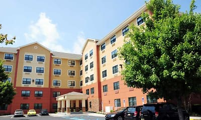 Building, Furnished Studio - Secaucus - Meadowlands, 0