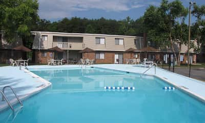 Pool, The Arcadian, 1