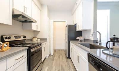 Kitchen, Alpine Meadows Apartments, 1