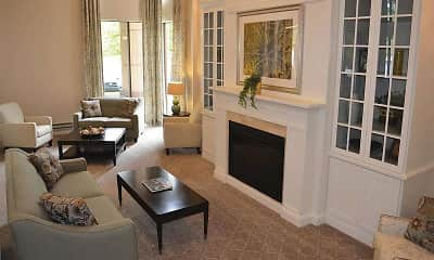 Living Room, Pleasant Hills, 1