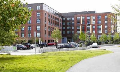 Building, 225 Centre, 2