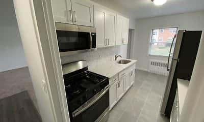 Kitchen, Crestwood Lake Apartments, 0
