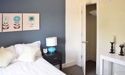 Bedroom, Clyde Manor, 2