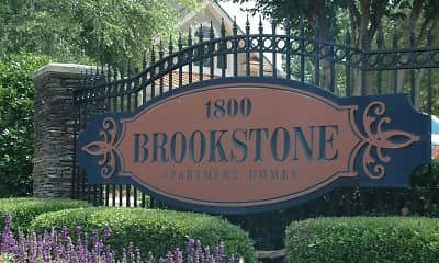 Community Signage, Brookstone, 0