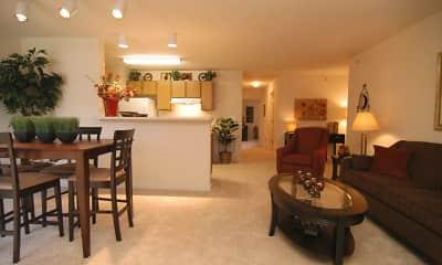 Living Room, Irvington Heights, 1