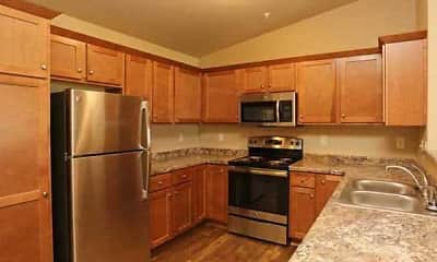 Kitchen, The Glade Luxury Apartment Homes, 0