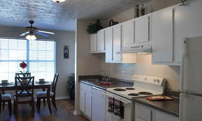 Kitchen, Meadow Crossing, 1