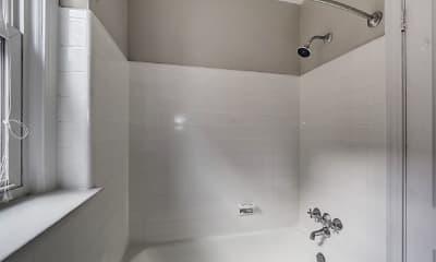 Bathroom, Avondale Apartments, 2