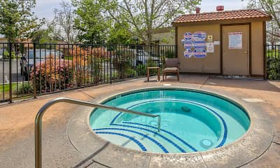 Pool, Monterey Villas, 2