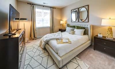 Bedroom, The Olivia on Main, 2