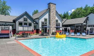 Pool, Arrive North Bend, 1