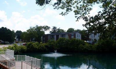 Lake, Whispering Lake, 1