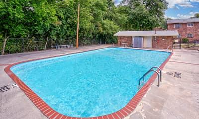 Pool, Aumond Villa, 1