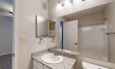Bathroom, Hickory Grove, 1