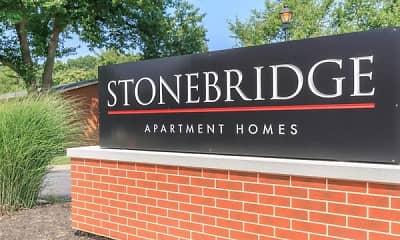 Community Signage, Stonebridge by OneWall, 2