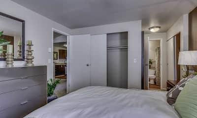 Bedroom, Atrium on James, 2
