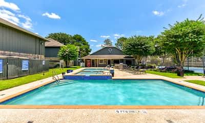 Pool, Oak Falls, 1