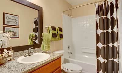 Bathroom, Villages at Morgan Metro, 1