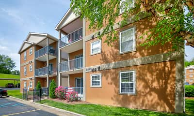 Building, Pear Tree Court, 1