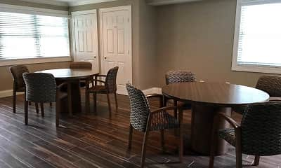 Dining Room, Fairfield Waterside At Village Of East Rockaway, 2