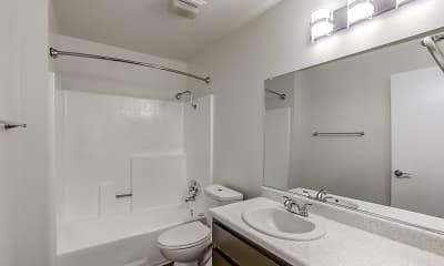 Bathroom, Highland Orchard, 2