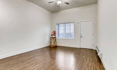 Living Room, eco Flats, 1