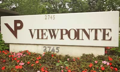 Community Signage, Viewpointe Apartments, 2