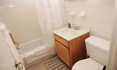 Bathroom, River Annex, 2